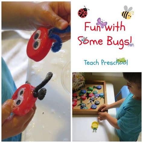 with some bugs teach preschool 423 | Fun with some bugs by Teach Preschool.jpg