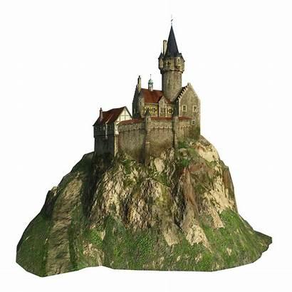 Mountain Transparent Background Castle Clip Misc Graphics