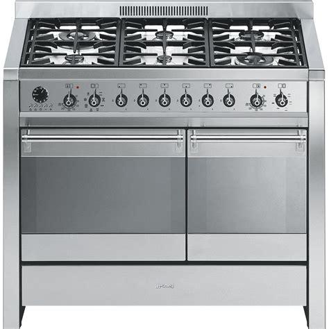 piano cuisine smeg gas cooker a2 8 smeg com
