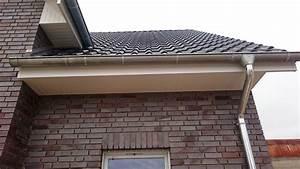 Holz U Profil : dachverkleidung kunststoff gesimskasten selber bauen ~ Frokenaadalensverden.com Haus und Dekorationen