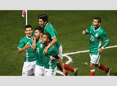 Mexico Panama aging warrior Oribe Peralta scores as