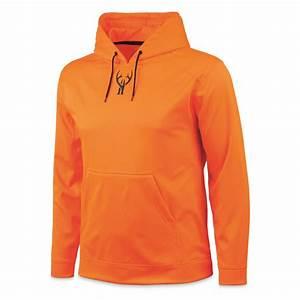 Huntworth Men 39 S Performance Fleece Hoodie 711987 Camo