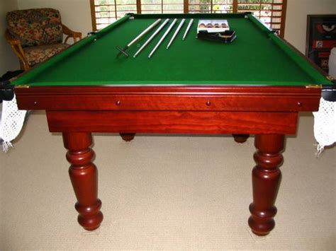 8 x 4 pool table for sale from queensland brisbane metro