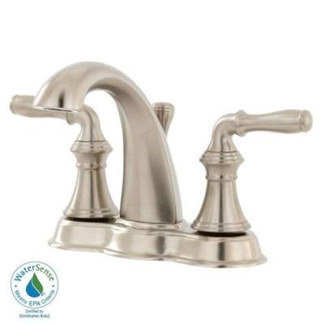 kohler devonshire faucet brushed nickel kohler devonshire 4 in centerset 2 handle mid arc