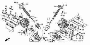 Carburetor For 2006 Honda Xl650 Xl650  Transalp