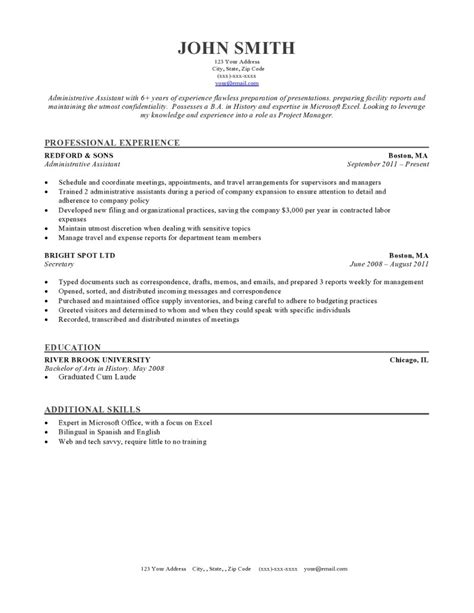 right font size for resume expert preferred resume