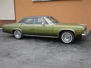 1974 Plymouth Gran Fury Brougham