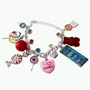 Dylan's Candy Bar charm bracelet | i love Christmas ...