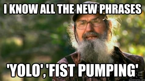 Duck Dynasty Memes - she gone duck dynasty quickmeme