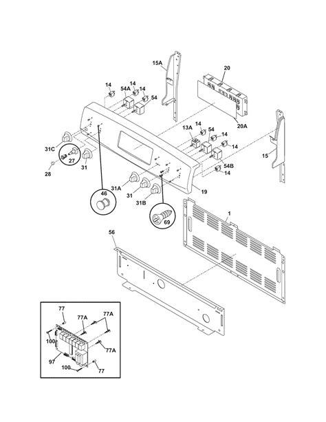 kenmore electric range parts model  sears