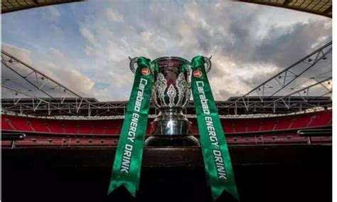 Carabao Cup Third-round fixtures and Confirmed Dates ...