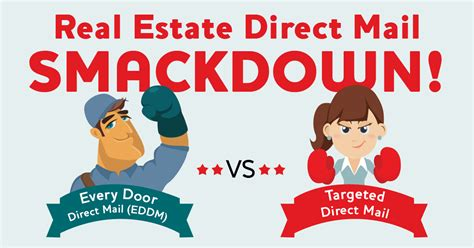 usps every door direct usps eddm vs targeted direct mail who wins