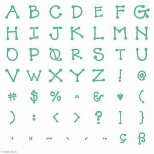 9 best images of cricut font chart cricut machines With cricut lettering machine