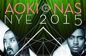 NYE Mexico with Lucent Dossier and guest artist Aoki & Nas