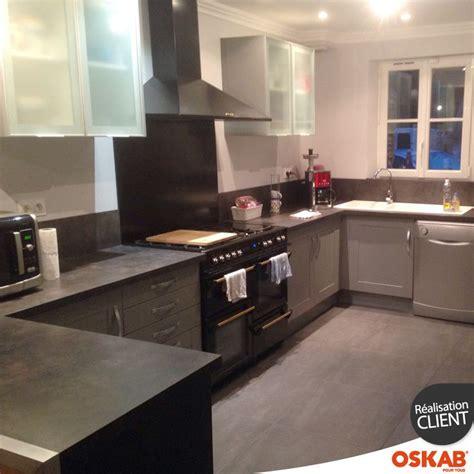 cap cuisine en 1 an cuisine 233 quip 233 e grise bois moderne filipen gris mat cuisine et piano