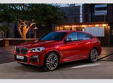 BMW X4 20182019 фото видео, цена комплектации БМВ Х4