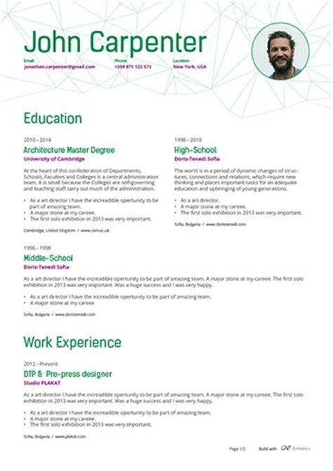 Enhance Resume by 11 Best Images About Enhance Your Resume On Green The O Jays And