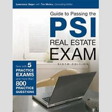 Michigan Real Estate Exam
