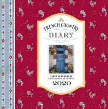 french country diary engagement calendar linda dannenberg