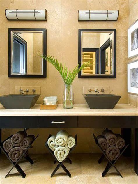 bathroom towel design ideas 20 creative bathroom towel storage ideas