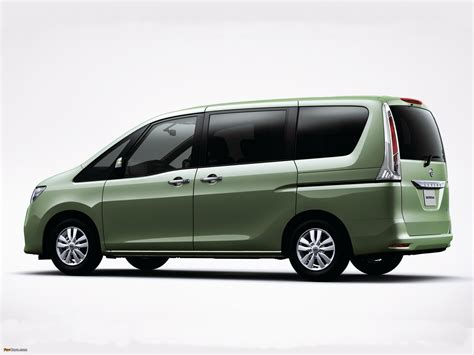 Nissan Serena Wallpapers by Nissan Serena 20g 20s C26 2010 Wallpapers 2048x1536