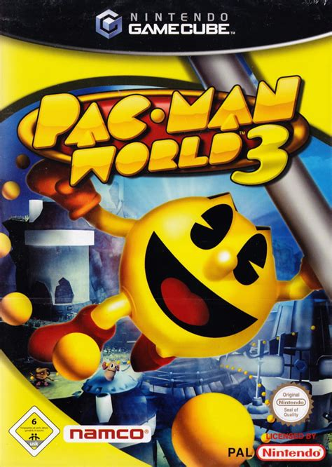 pac man world   gamecube  mobygames