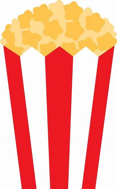 Popcorn Clipart Bag Clipartion