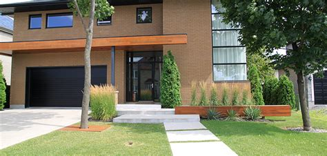 amenagement paysager maison moderne atlub