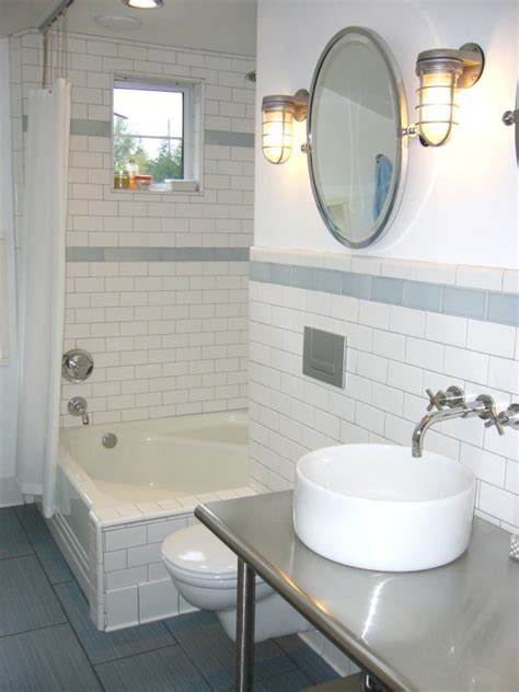 inexpensive bathroom tile ideas beautiful bathroom redos on a budget diy