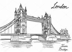 London Bridge Dessin : tower bridge londres angleterre royaume uni image vectorielle yokodesign 32518471 ~ Dode.kayakingforconservation.com Idées de Décoration