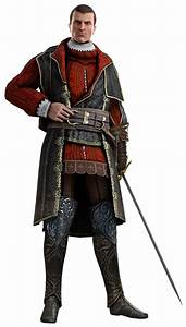 Nobleman (unarmored) (Niccolo Machiavelli, Assassin's ...