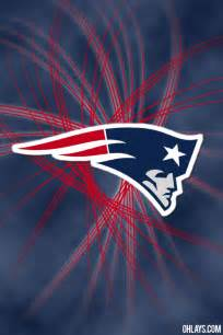 New England Patriots Football Logo