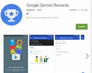 Google Opinion Rewards क्या है ? Google Opinion Rewards की ...