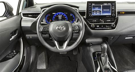 Toyota Corolla 2020 Interior by All New 2020 Toyota Corolla Drive Review Consumer