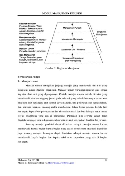 Modul manajemen-industri-muhal