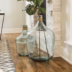 Mercer, Large, Recycled, Glass, Vase