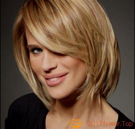 frisuren  frauen ab  mittellang haarschnitte und