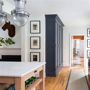 25 best ideas about wall pantry on pinterest built in With kitchen cabinets lowes with framed wall art for dining room