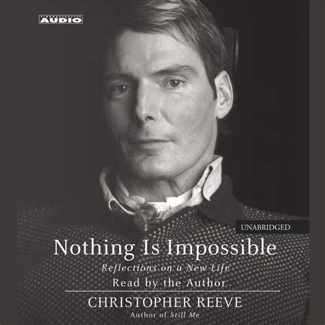 nothing is impossible audiobook by christopher