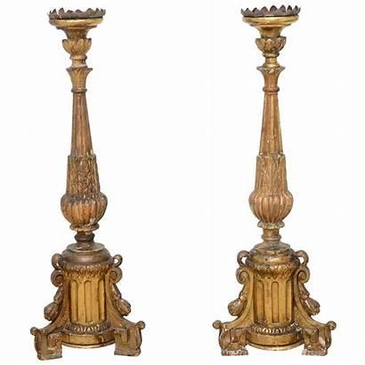 Candlesticks Candle Holders 1stdibs 18th Century Italian