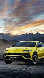 Wallpaper Lamborghini Urus, 2018, 4K, Automotive / Cars
