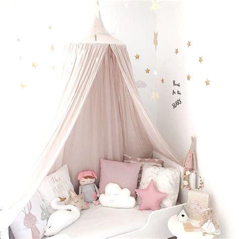 Bezaubernde Inspiration Mädchen Bett Mit Himmel Und