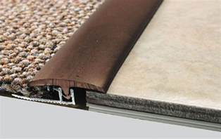 Carpet To Tile Transition Strips Rubber floor transition strips guide to basic types
