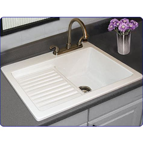 corstone laundry room sinks kitchen sinks edgewood self laundry sink by corstone
