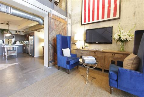 creative office space layout creative office space design with comfy wing blue chair Creative Office Space Layout