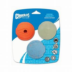 chuckit fetch medley ball dog toys With chuckit fetch medley