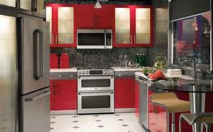 some contemporary examples of kitchen appliances sale plug With kitchen colors with white cabinets with wall art of new york city