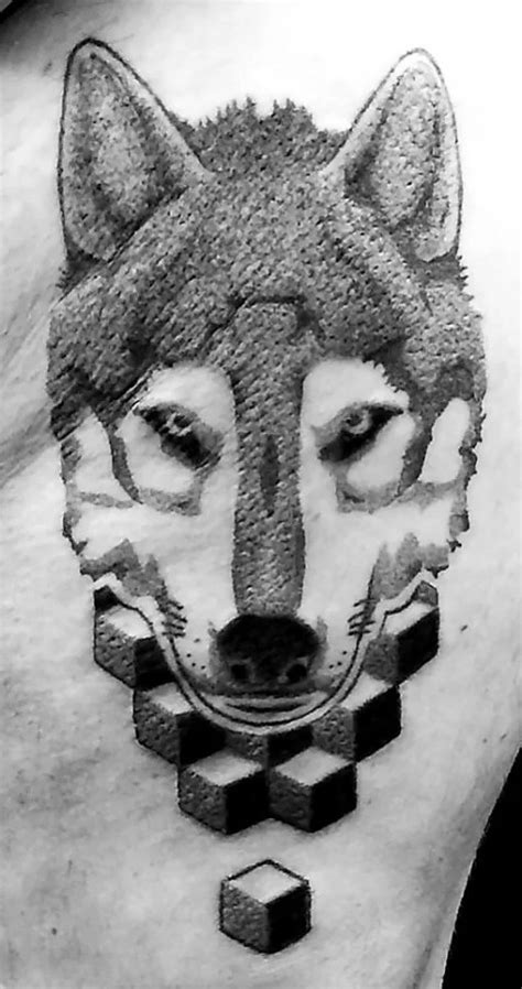70 Majestic Wolf Tattoos For True Free Spirits - Page 4 of 7 - TattooMagz