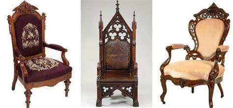 chaise du moyen age les évolutions du design mobilier