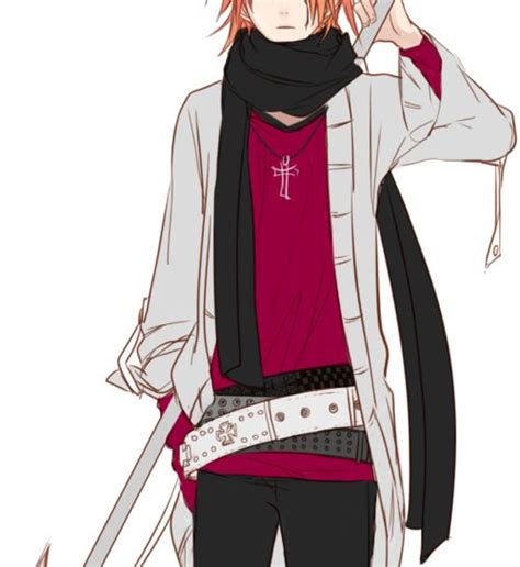 Cool anime guy | Urban Anime Artworks | Pinterest | Cool anime guys My character and The outfit